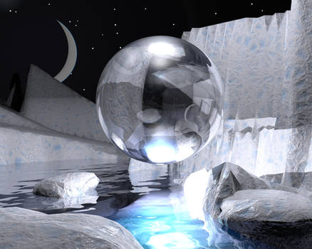 Glacial Midnight
