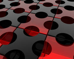 Boolean Checker Board by Epheus
