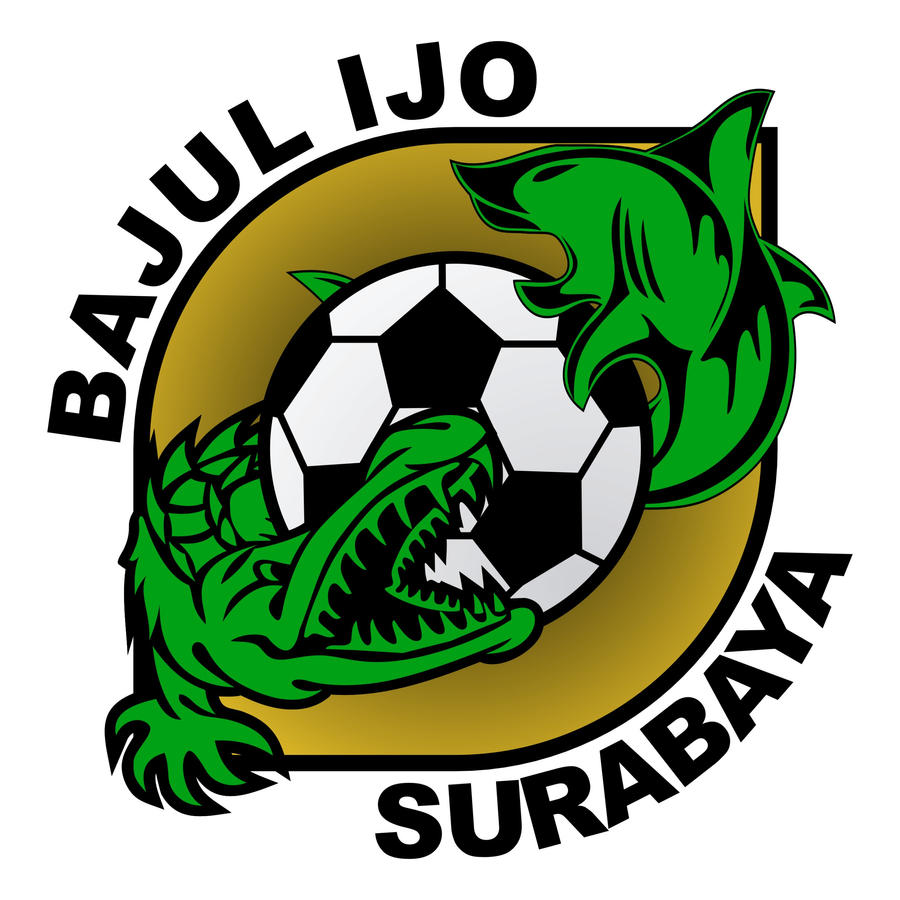 Persebaya Surabaya new logo by agefka on DeviantArt