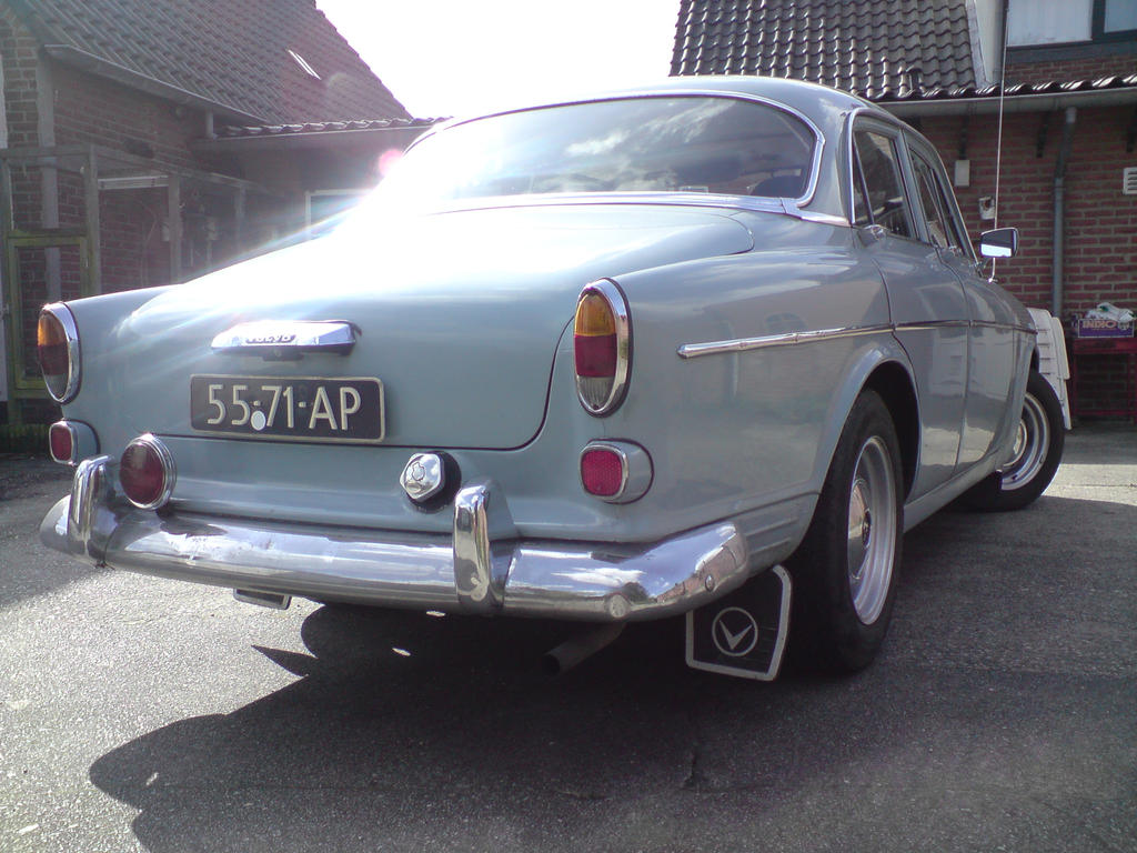 My 1966 Volvo Amazon P121 by Overstear