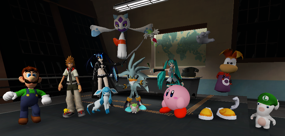 Gmod Birthday Gift For Chibikirbylover By Shadowlord90 On