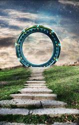 Stargate Door