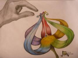 Love Flower. by RedopLeOgnet