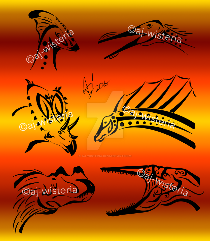 Tribal Seres - Mesozoics by aj-wisteria