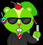 Secret Agent Nutty
