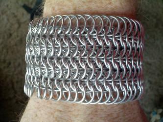 Euro 8-in-1 Bracelet by ChainedWolfe
