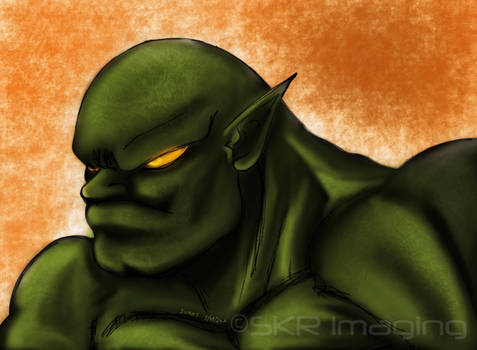 Peaceful Orc