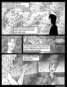 Fishbowl Page One