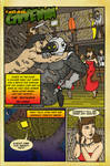KMG: Ruthless Ro-Man Page 1 by jay042