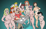 Me and My Naked Women by jay042