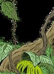 Jungle Frame