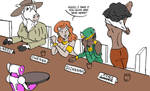 Room of Scrutiny Week Two (3 of 4) by jay042