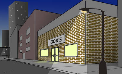 Igor's Bar by jay042