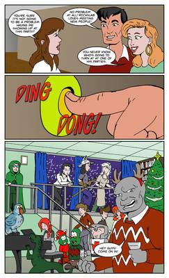Comicfury Christmas Exchange: Dark Horse
