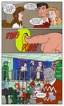 Comicfury Christmas Exchange: Dark Horse by jay042