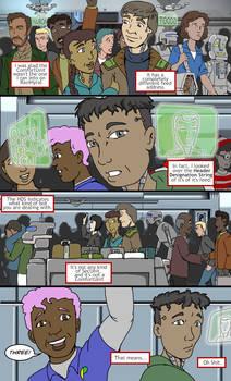 Murderbot Diaries Fan comic 02