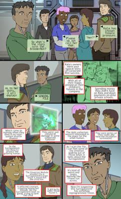 Murderbot Diaries Fan comic 04