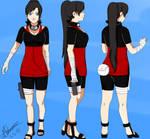 Yuno Yoshida body