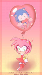 Amy's Valentine by VioletChiko