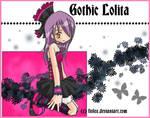 :: Gothic + Lolita ::