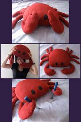 Crabby by melkatsa