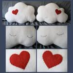 Sleepy Cloud Couple