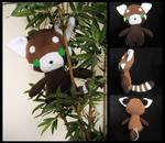 Red Panda Plushie
