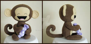 Sweet-Toothed Monkey