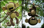 More Sweet-Toothed Monkey