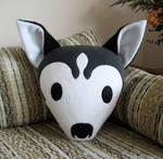 Husky Pillow v2