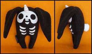 Black Skele-bunicorn