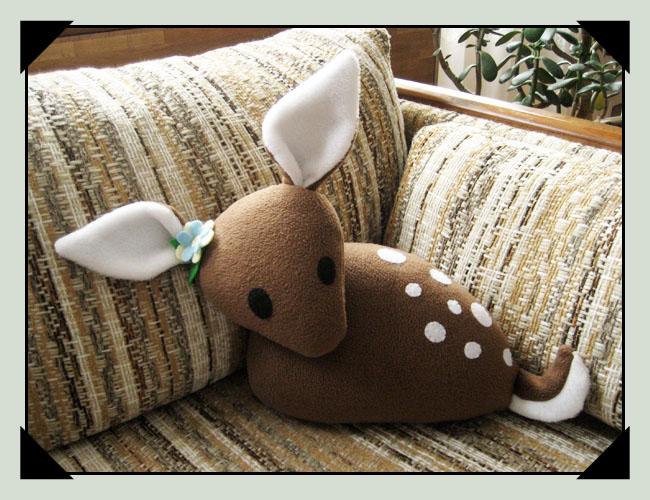 Oh Deer by melkatsa