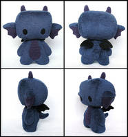 Custom MADL Plush 2 by melkatsa
