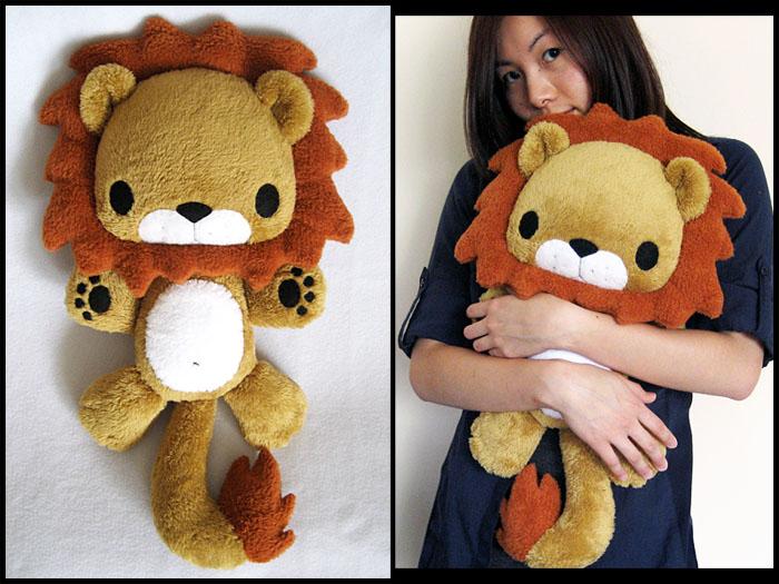 Lion by melkatsa