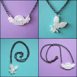 Sugar Posse Necklaces