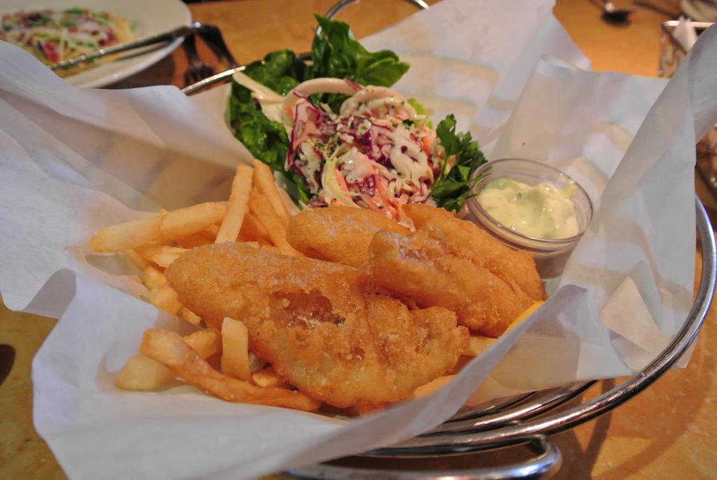 Fish and Chips by Shinseigo-Takashi