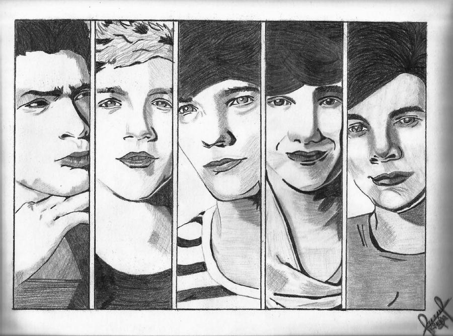 One Direction by CorazonDeVampiro