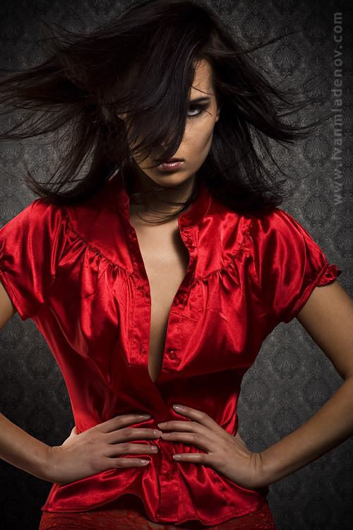 Red passion by messtor