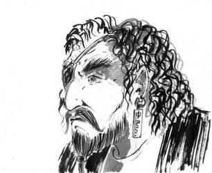 Juan portrait  by Fideldurana