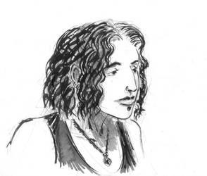 Annota portrait  by Fideldurana