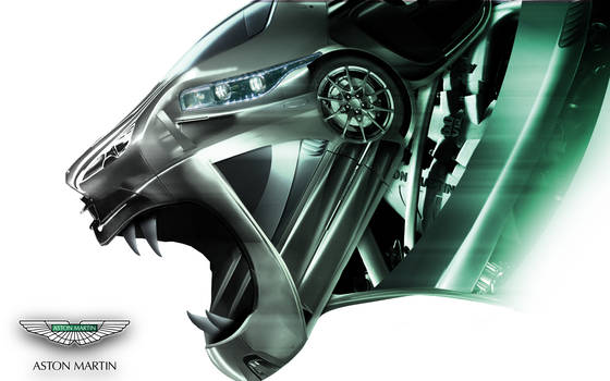 Aston Martin Lioness