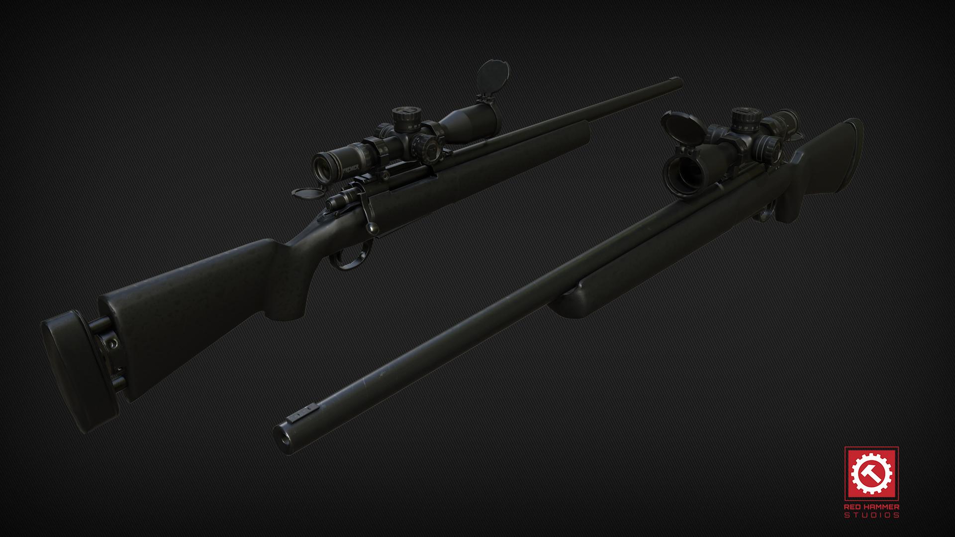 Zee - M107 - announcement - ARMA 3 - ADDONS & MODS