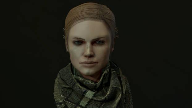 [OLD] Jenny - A facial study