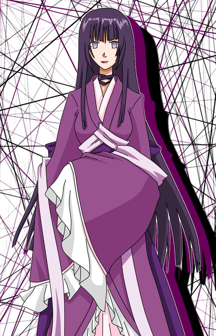 Hinata _:_ Kimono.-. b...