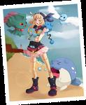 Pokemon OC Sayuri