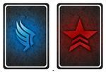 Mass Effect cards back