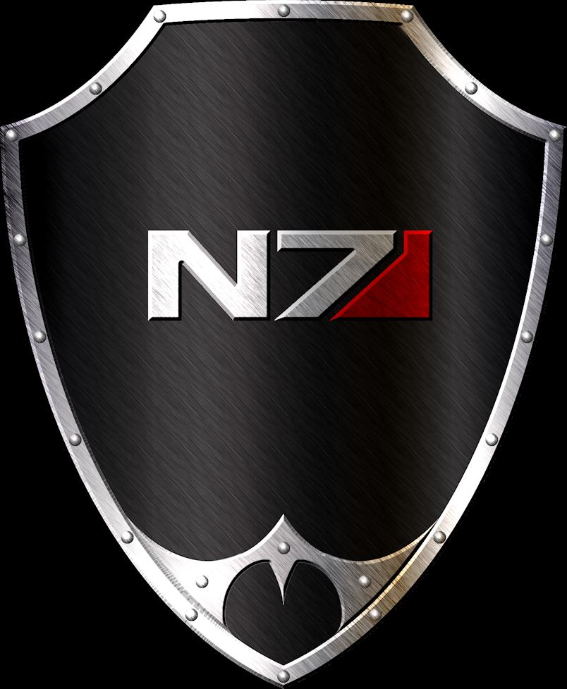 N7 Shield by NoAng3l on DeviantArt