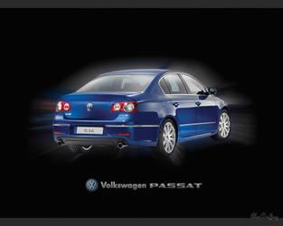 VW Passat R36 by AlexDeeJay