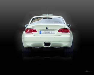 BMW Coupe by AlexDeeJay