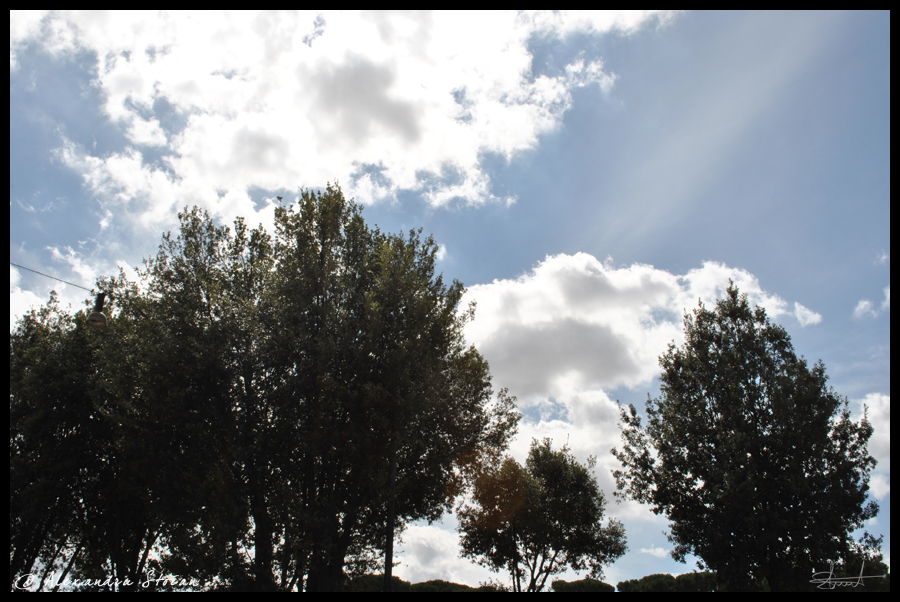Clouds1 by AlexDeeJay